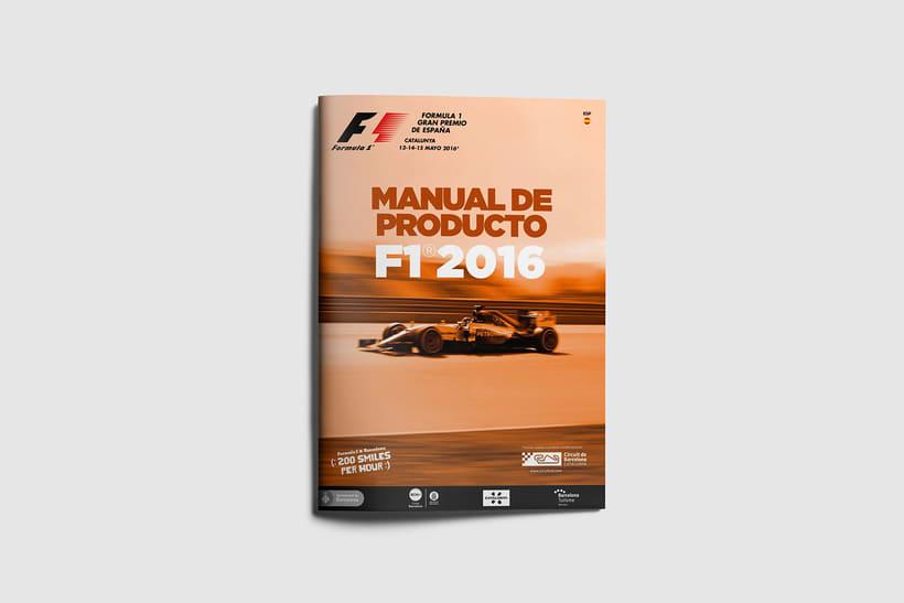 Guía de tarifas. Circuit de  Barcelona-Catalunya 4