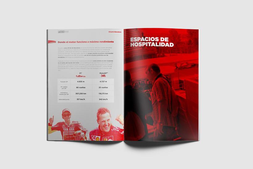 Guía de tarifas. Circuit de  Barcelona-Catalunya 11