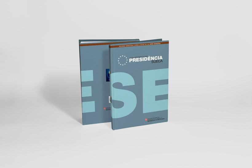 Informe semestral sobre el estado de la Unión Europea. Generalitat de Catalunya 0