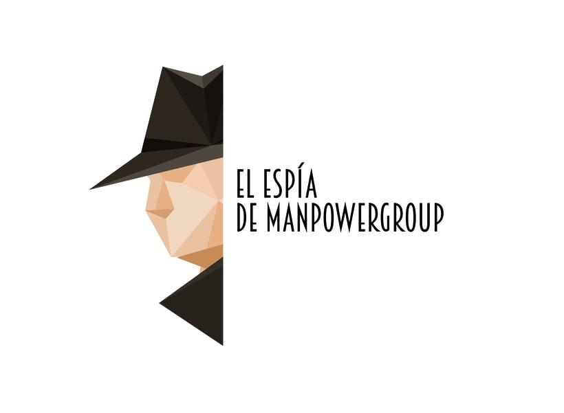 Propuesta de Logotipo. ManpowerGroup España 0