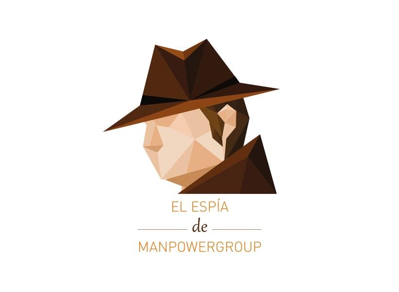 Propuesta de Logotipo. ManpowerGroup España 3