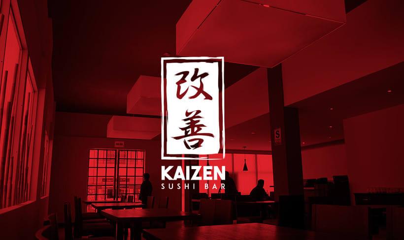 Kaizen Sushi Bar -1