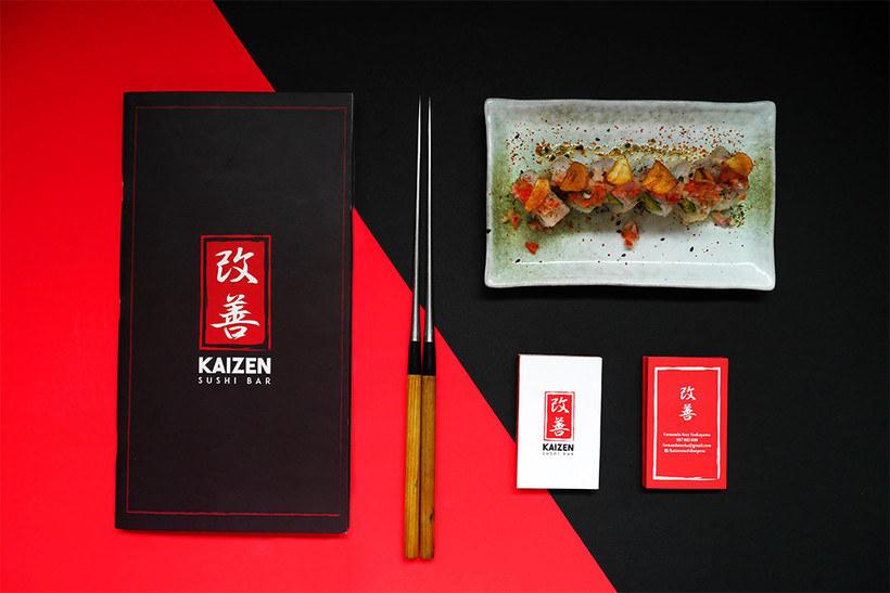 Kaizen Sushi Bar 4