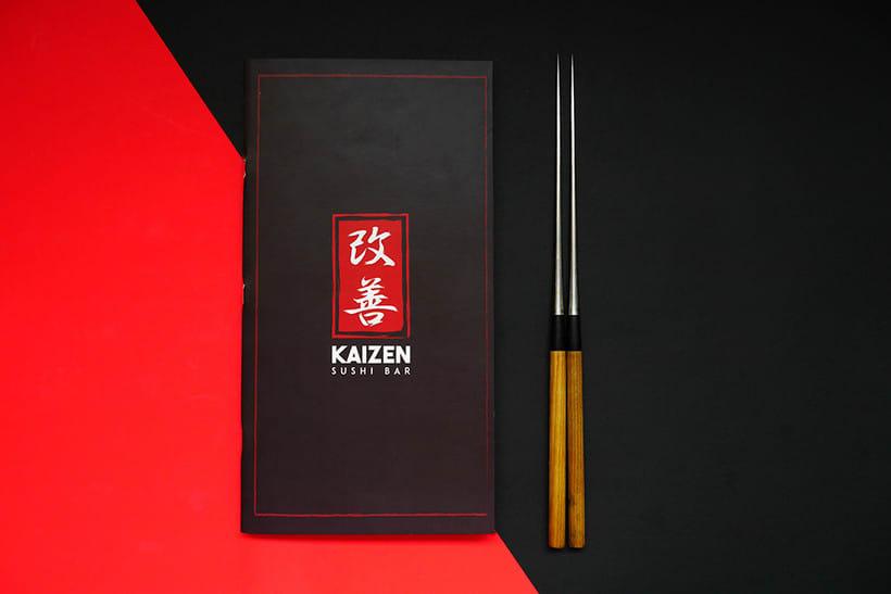 Kaizen Sushi Bar 5