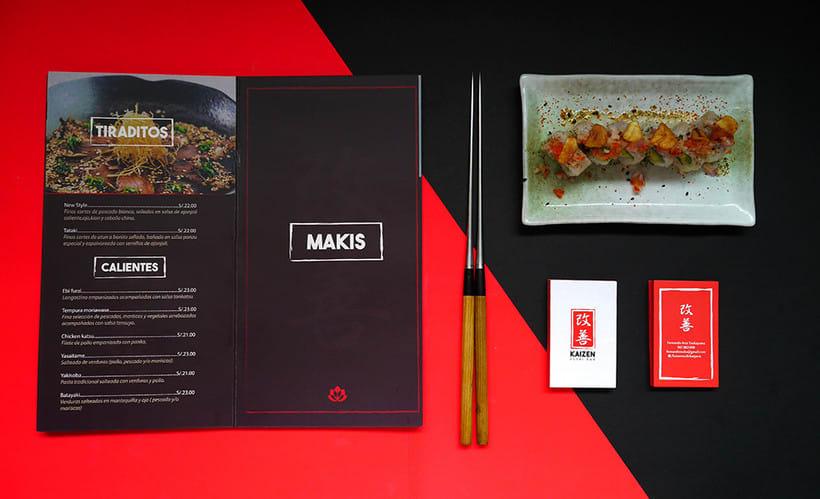 Kaizen Sushi Bar 6