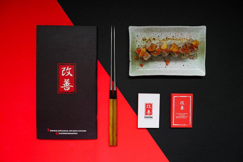 Kaizen Sushi Bar 8