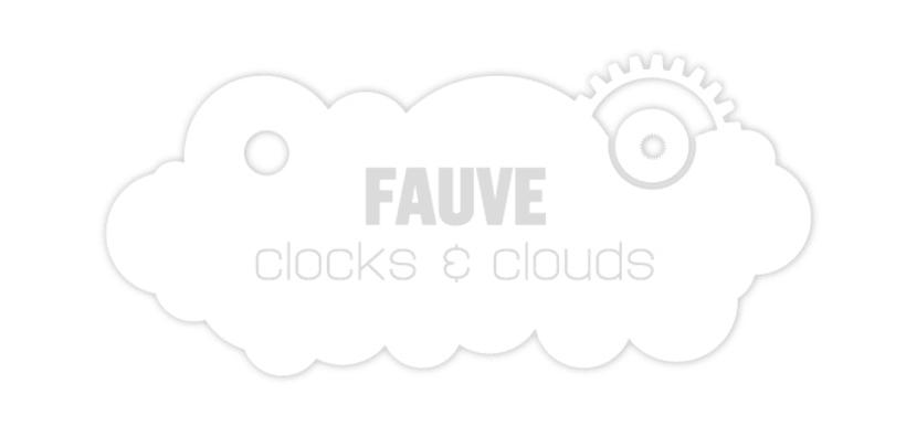 """Doble CD """"Clocks & clouds"""" Fauve 0"""