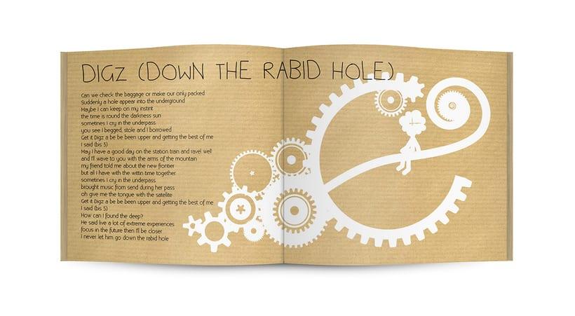 """Doble CD """"Clocks & clouds"""" Fauve 23"""