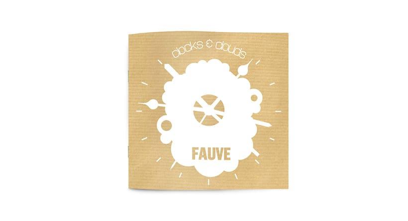 """Doble CD """"Clocks & clouds"""" Fauve 28"""