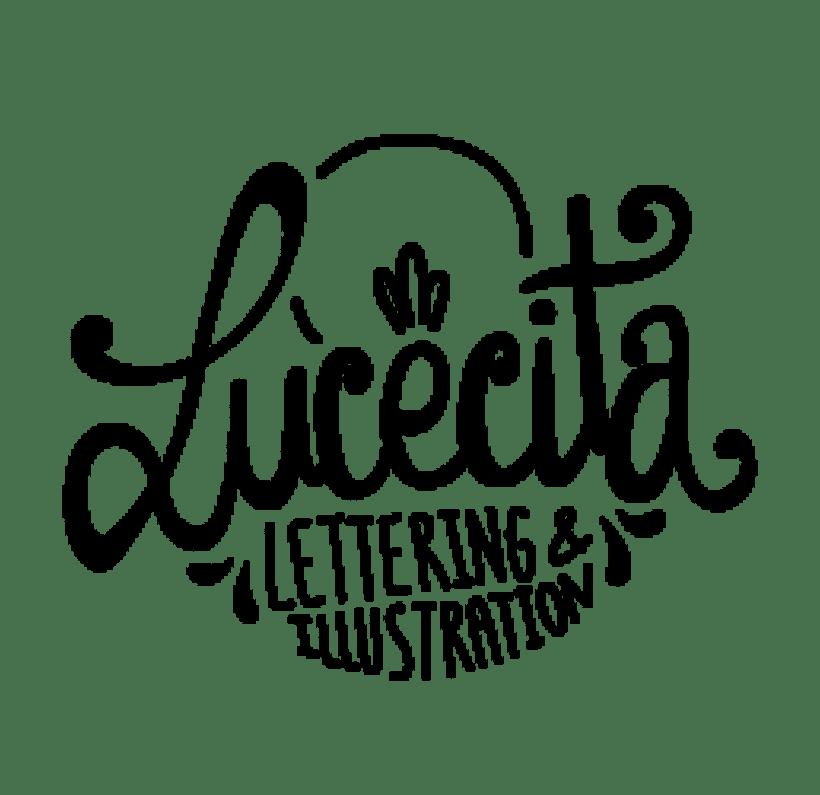 Para nuestros abuelos - Hand lettering project 2