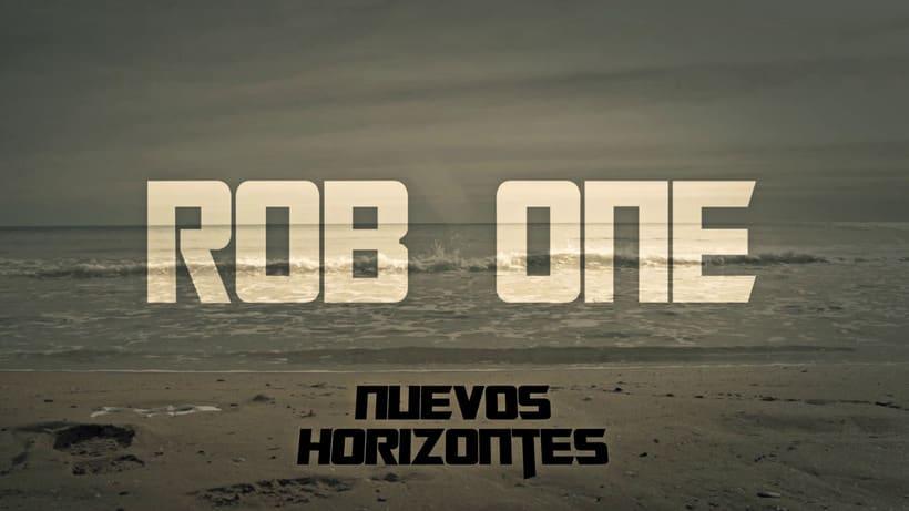 Rob One - A la deriva  0