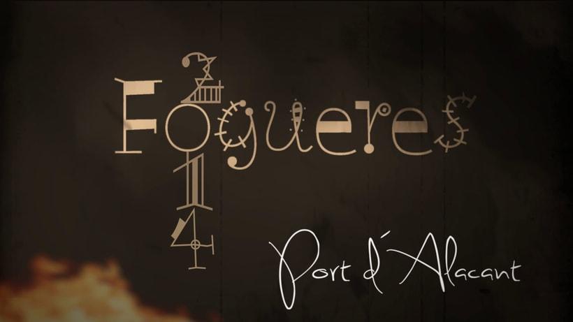 Hogueras del Puerto de Alicante 2014 con Paco Gisbert  -1