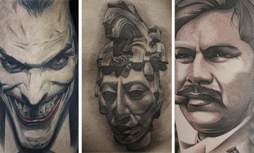 Los 25 mejores artistas del tatuaje en Latinoamérica  3