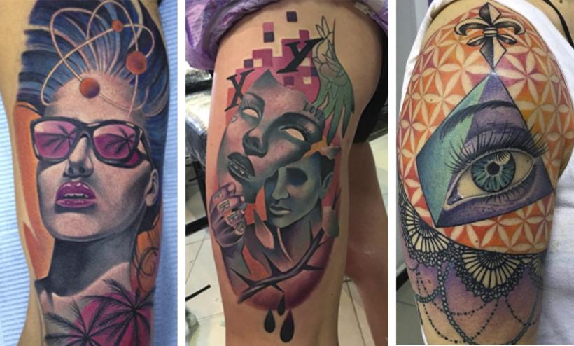 Los 25 mejores artistas del tatuaje en Latinoamérica  5