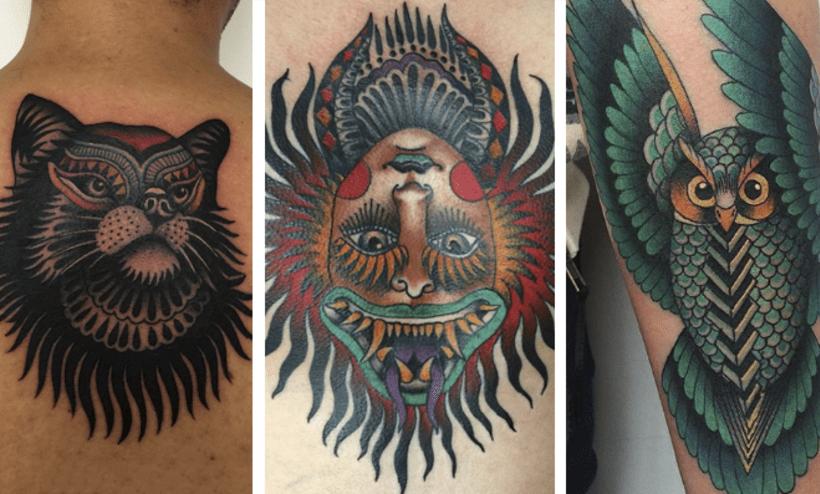 Los 25 mejores artistas del tatuaje en Latinoamérica  7