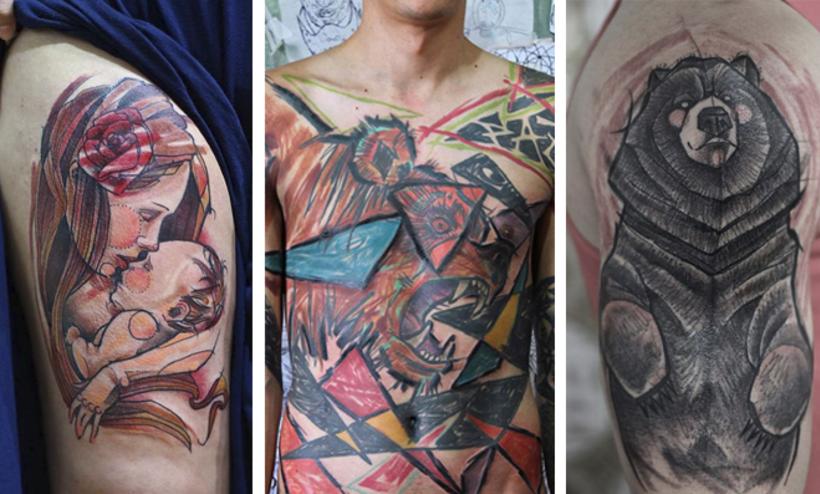 Los mejores artistas del tatuaje en Latinoamérica