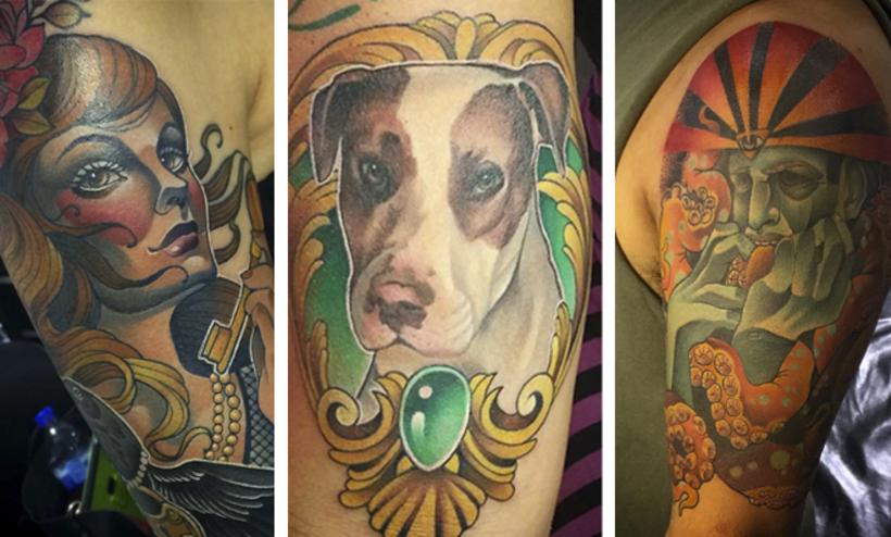 Los 25 mejores artistas del tatuaje en Latinoamérica  13