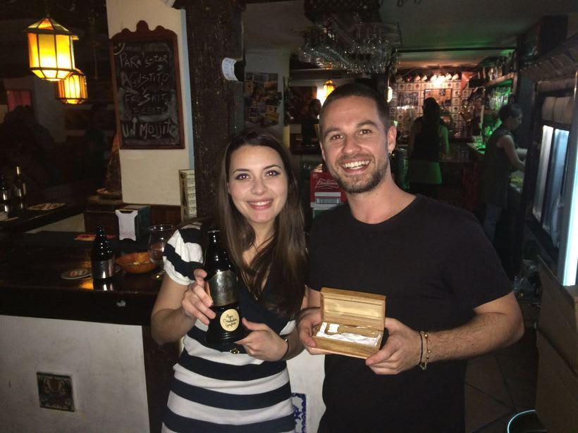 Cerveza Wilma. Diseño de etiqueta. 2º Premio Granada Beer Festival 1