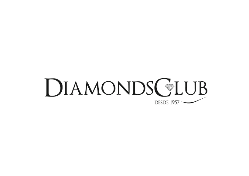 Logotipo Diamonds Club 0