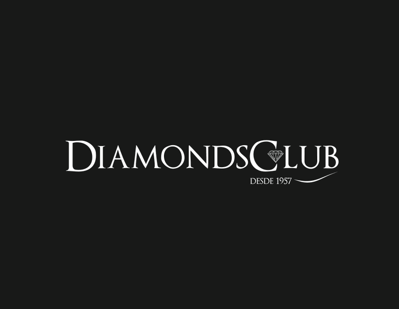 Logotipo Diamonds Club 1