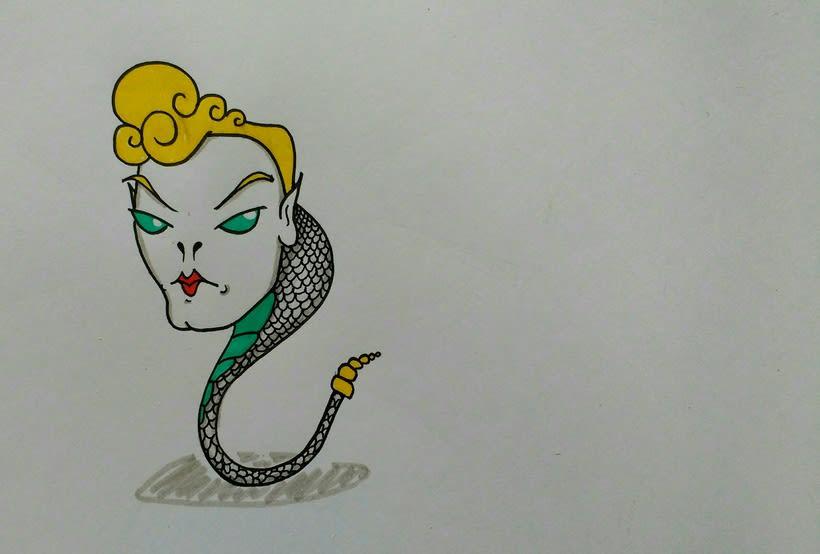 Dibujos e ilustraciones  10