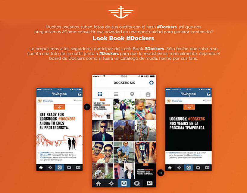 Campaña Dockers 1