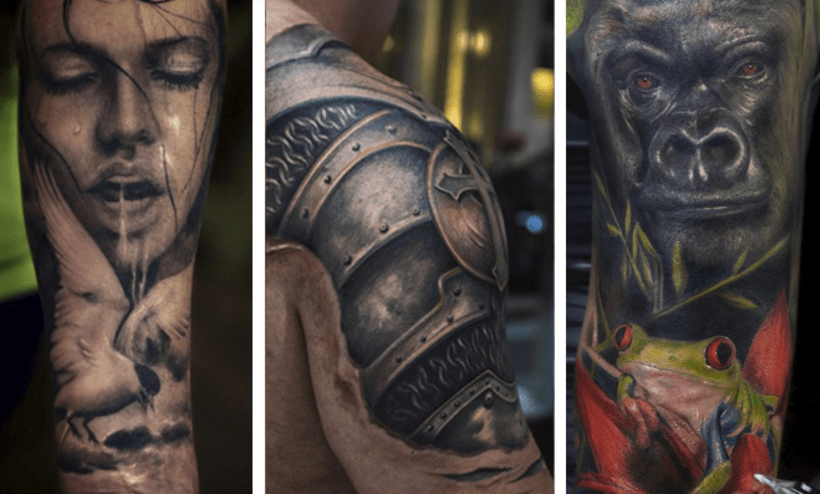 Los 25 mejores artistas del tatuaje en Latinoamérica  15