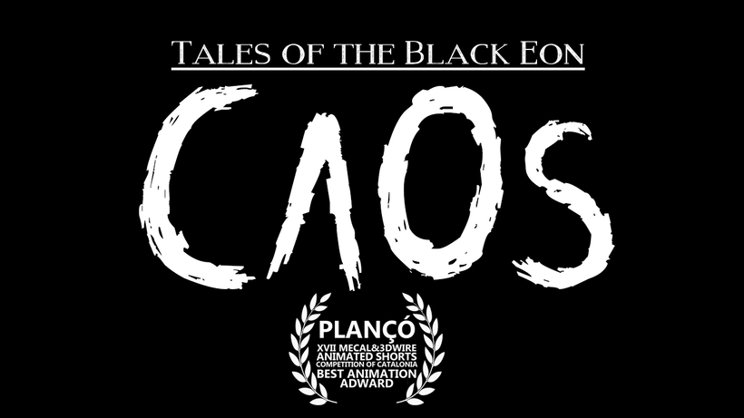 Tales of the Black Eon - CAOS    (Proyecto Final de Animación CFGS) 1