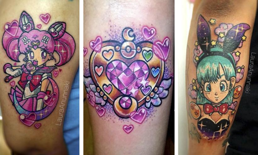 artistas del tatuaje