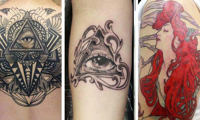 Los mejores artistas del tatuaje