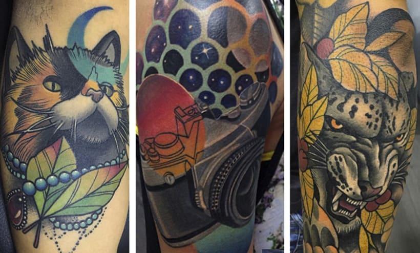 Los 25 mejores artistas del tatuaje en Latinoamérica  23