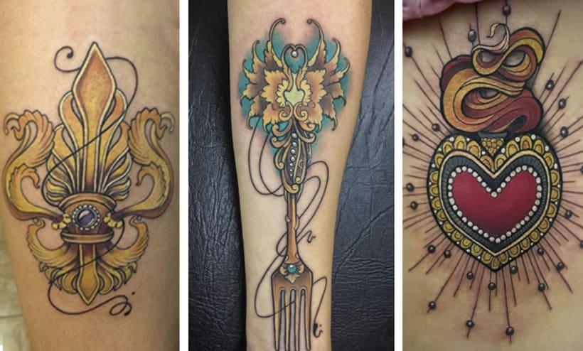 Los 25 mejores artistas del tatuaje en Latinoamérica  29