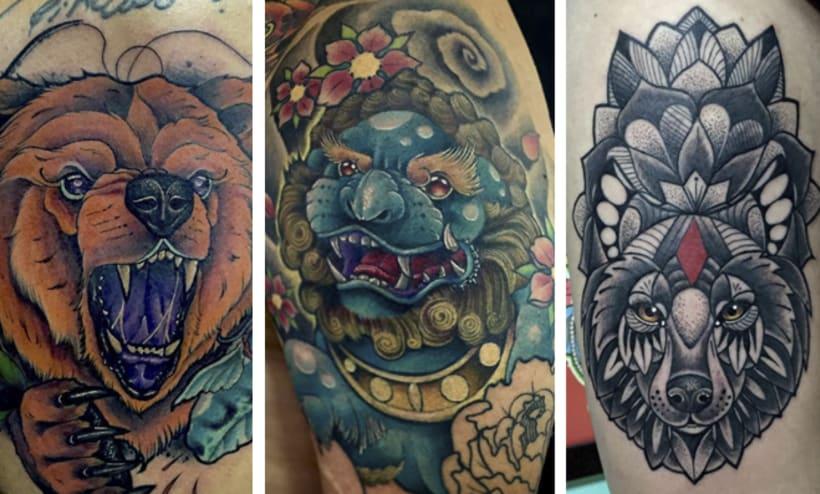 Los 25 mejores artistas del tatuaje en Latinoamérica  31