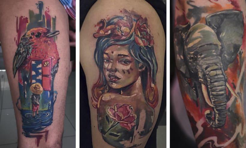 Los 25 mejores artistas del tatuaje en Latinoamérica  33