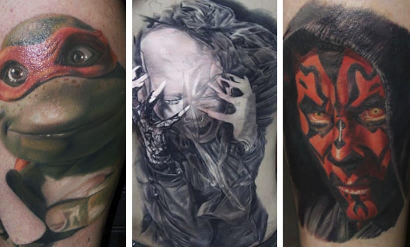 Los 25 mejores artistas del tatuaje en Latinoamérica  39