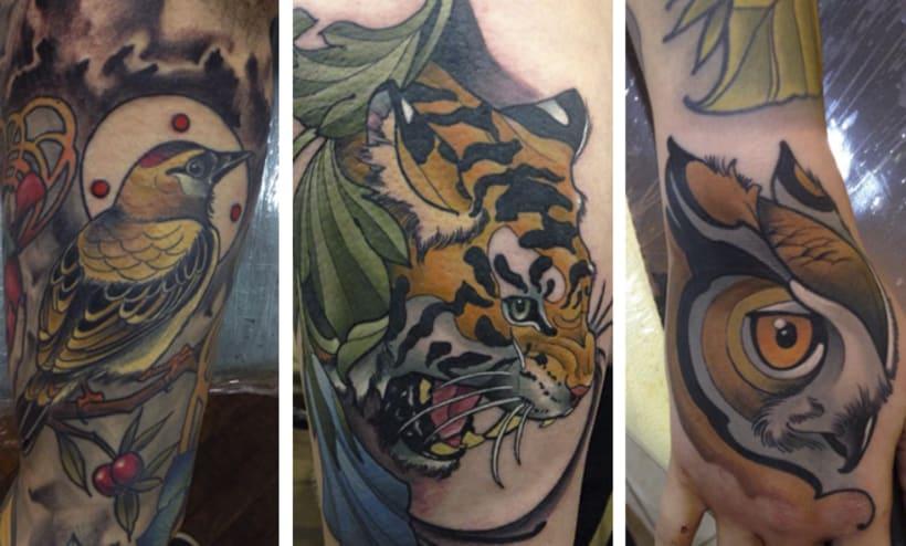 Los 25 mejores artistas del tatuaje en Latinoamérica  41