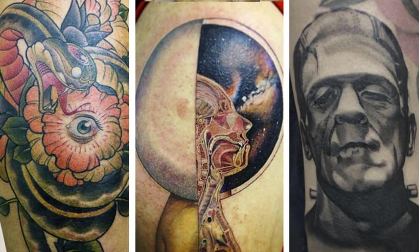 Los 25 mejores artistas del tatuaje en Latinoamérica  45
