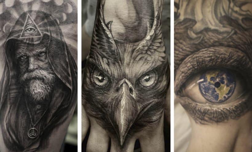 Los 25 mejores artistas del tatuaje en Latinoamérica  47
