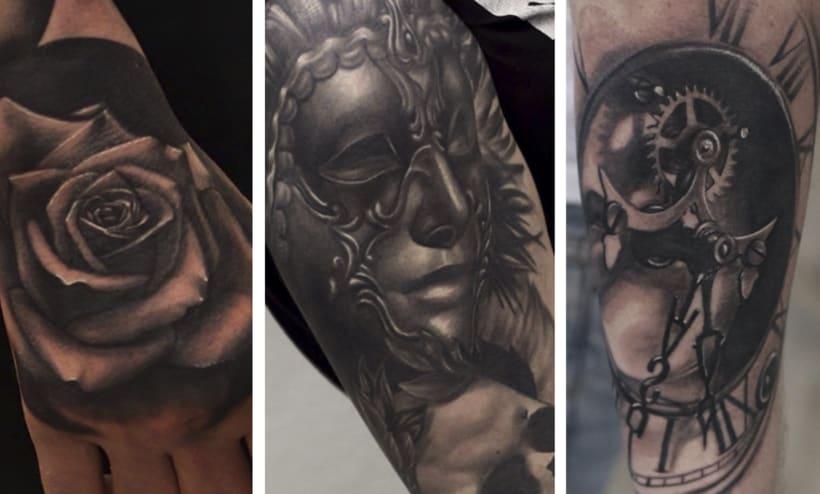 Los 25 mejores artistas del tatuaje en Latinoamérica  49