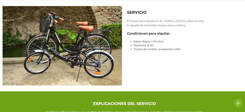 Delivery Bikes BCN 6