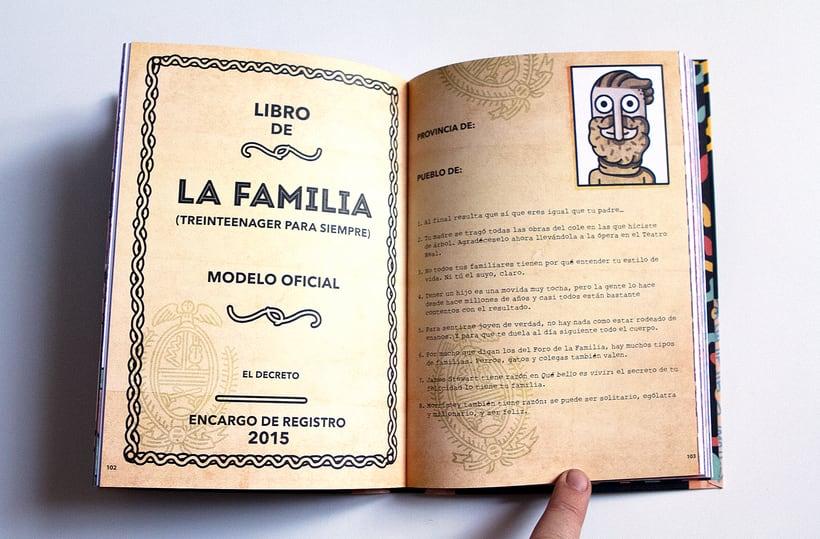 LIBRO TREINTEENAGERS 12