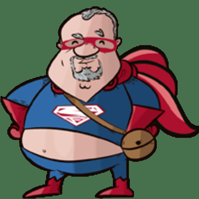 FATMAN & Monster Game( Videojuegos) 13