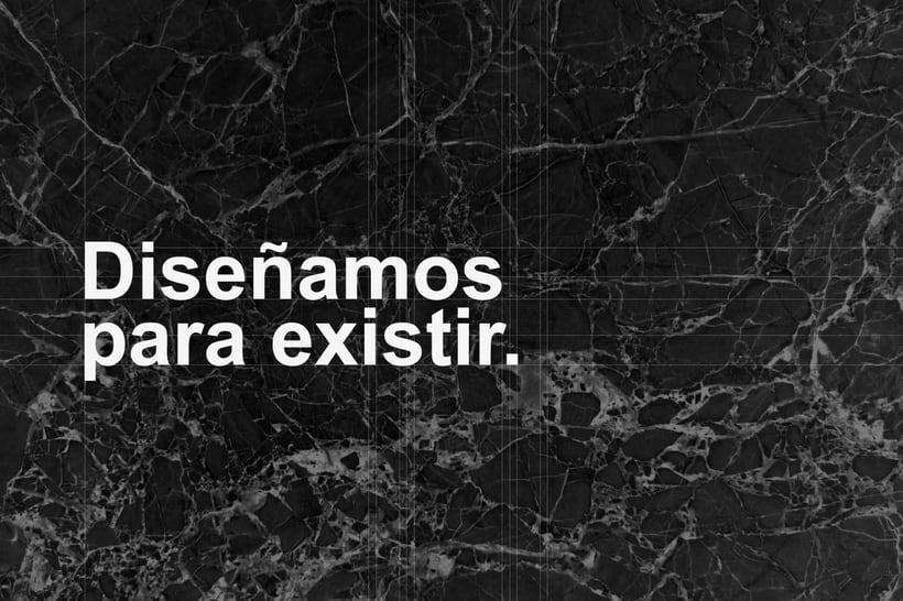 AM - Diseñamos para existir. 0