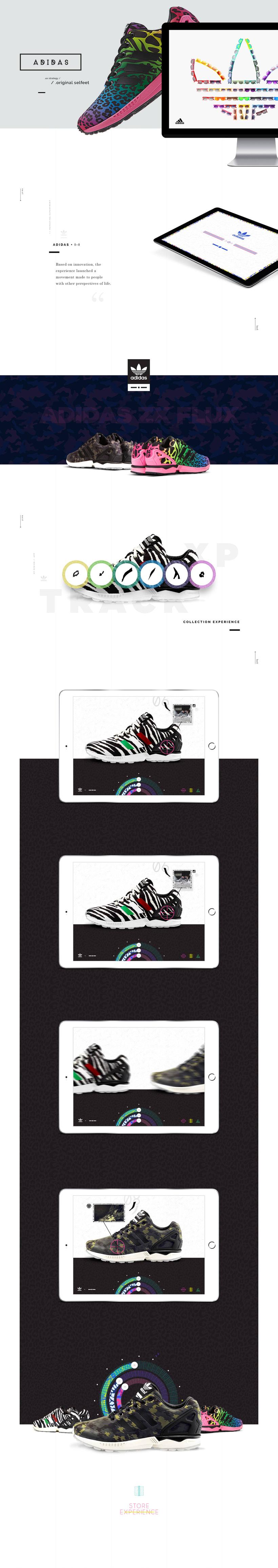 Adidas Original Selfeet | Full XP 0