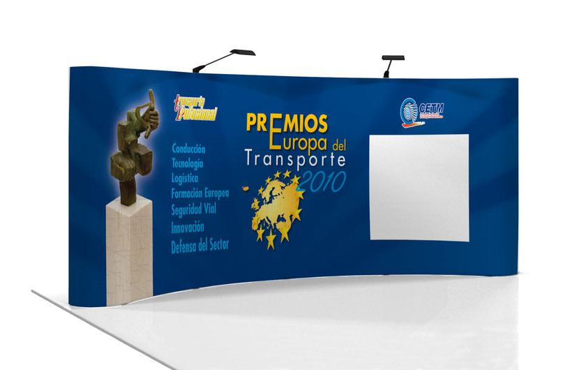 Banner para escenario de evento 2