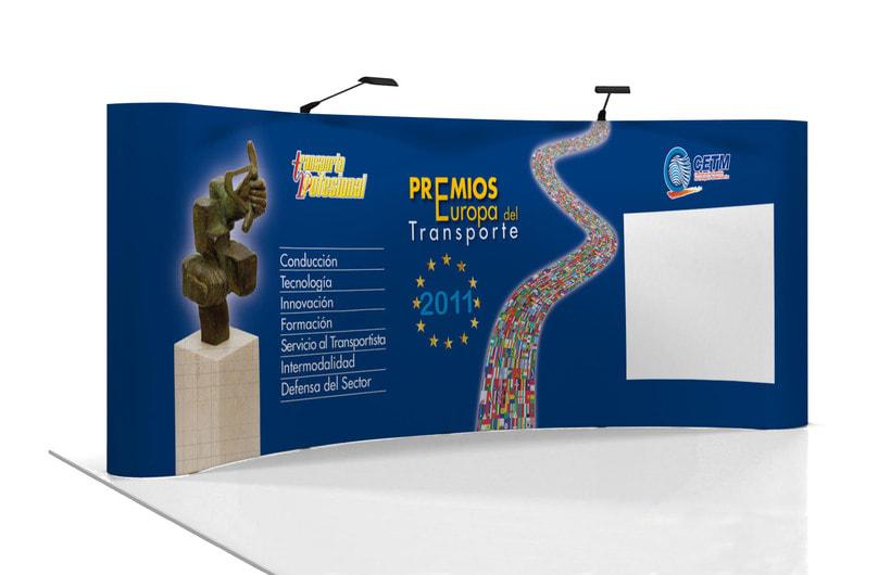 Banner para escenario de evento 1