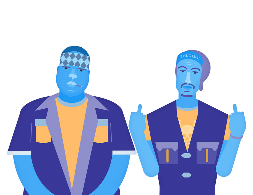 Biggie / tupac 2