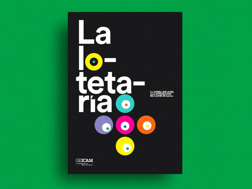 """La lotetaría """"GEICAM"""" 3"""