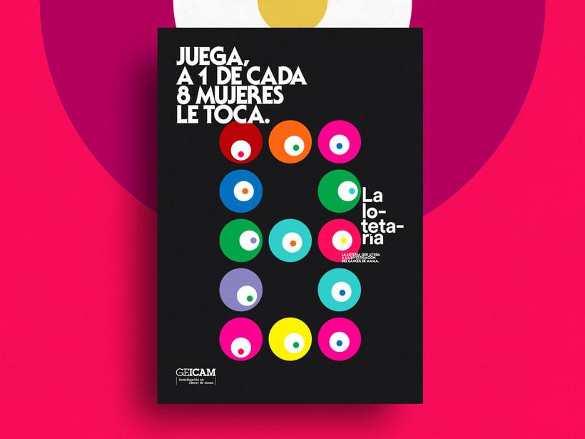 """La lotetaría """"GEICAM"""" 4"""