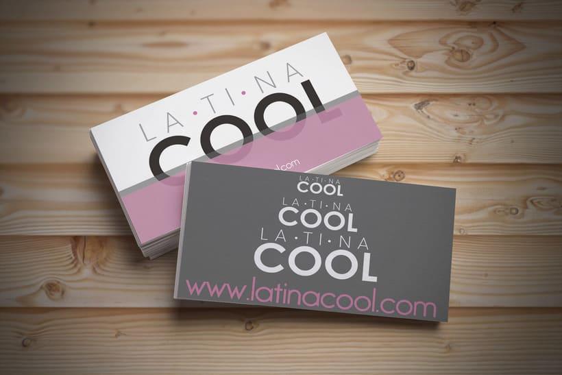 Tarjetas de identidad para Latina Cool 0